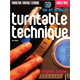 Hal Leonard Turntable Technique Book & 2 Records