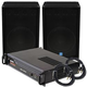 15-Inch Speakers & 3000 Watt Amp Package         +