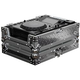 Odyssey FZCDJDIA Slvr Dia Plate Cd Player Case