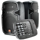 JBL EON210P Self-Contained Portable PA System