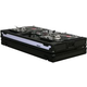 Odyssey FFXBM10WBL Fx Turntable Coffin W/Led     +