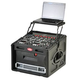 SKB 1SKB-R106 10U x 6U DJ Roto Rack Equipment Case