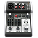 Behringer Xenyx 302USB 3-ch PA Mixer with USB
