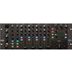 Rane MP25 19-Inch 6-Channel Rackmount DJ Mixer