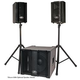 Peavey TriFlex II Portable PA System Package     *