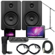 Pro Tools 9 MBox 3 MacBook Pro Recording Package