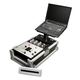 Road Ready 10 in DJ Mixer Case with Laptop Stand