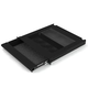 19In Universal 1U Lockable Laptop Tray - Vented