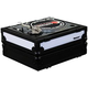 Odyssey FFX2LBM1200BL Fx2 Twin Led Turntable Cas +