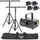 Economy Mobile Dj Complete Lighting Stand Packag +