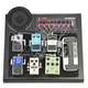 SKB 1SKBFN8 Footnote Amplified Effects Pedal Board