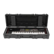 SKB 1R6218W Roto ATA 88 Note Narrow Keyboard Cas +