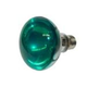 Import PAR20 60W 120V E27 Base Screw In Lamp Green