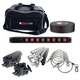 Deluxe Lighting Pack Clamps Cables Tape Bag & More