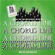 Stage Stars Chorus Line 11 Song Broadway Show CD+G
