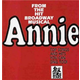Stage Stars Annie 12 Song Broadway Show CD+G