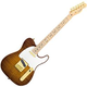 Fender Select Telecaster Electric Guitar Gold Hdw