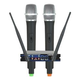 VocoPro UHF-28 Dual Channel Wireless Mic System