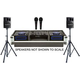 VocoPro CLUB-MAN-PRO Pro KJ System w/ Speakers   *