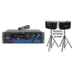 VocoPro ASP-3808-II Digital Mixer/Spkr Package   *
