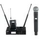 Shure ULXD12485 Digital Handheld Plus WL185 System