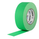 PRO Fluorescent Green Gaffers Stage Tape