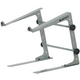 Odyssey LSTANDSMGY Dj Laptop Stand (No Clamps) Gry