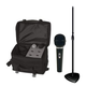 Tour Grade Mic Stand Plus Road Bag - Mic Package +