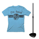 Tour Grade Mic Stand Plus T-Shirt Package        +
