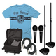 Tour Grade Mic Stand Deluxe Tour Package         +