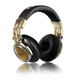 Zomo HD1200GOLD Pro Dj Monitoring Headphones-Gold