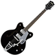 Gretsch Electromatic Dbl Ctw Hollow BodyGuitar-Blk