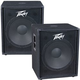Peavey PV-118D 18-Inch Powered Subwoofers Pair