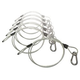 Light Fixture Safety Cable 6-Pack