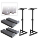Pro Monitor Stand Twin Pack Plus Pad Pack