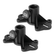 Exterior Mounting Speaker Stand Bracket Two Pack