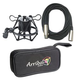 Pro Shock Mount Plus Mic Road Bag An Cable Pack