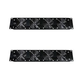 Professional Quad Fan Rack Fan Twin Pack         +