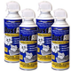 Pro CCS2000 Compressed Air Duster 4 Pack