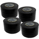 Stage Hands TAPE4B Black Stage Tape 4 Pack       +