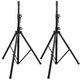 Pro 6Ft Tripod Speaker Stand Twin Pack