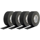 PRO Black Gaffers Stage Tape 4-Pack 2In x 55Yds