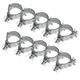 "Global Truss Mini 360 2"" Wrap-around Clamp 10-Pack"