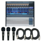 Presonus Studiolive 24-4-2 & AT ST-90MKII Pack