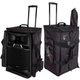 Rolling Speaker Bag With Wheels Twin Pack