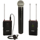 Shure FP125/83SM58 Wireless Camera Combo Mic System