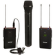 Shure FP12583VP68 Wireless Combo Camera Mic System