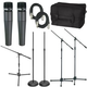 Shure SM57 Complete Performers Mic Package       +