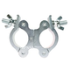 Chauvet Narrow Swivel Coupler Clamp For 2 In Truss