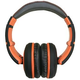 CAD MH510OR Closed-back Studio Headphones  Blk/Org